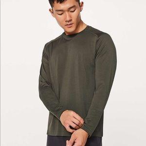 Lululemon men's athletic shirt